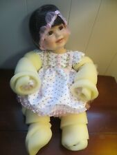 "Limited Edition Marie Osmond Doll ""Baby Olive Marie"" /5000 Coa New w/o Box"