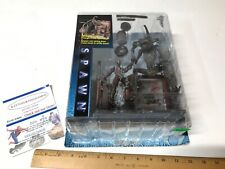 "SPAWN Alley 1997 McFarlane 3.75"" action figure NEW playset SPAWN & Violator"