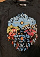 Loot Crate Wear Pacific Rim Uprising Womens XL T-Shirt Protect Defend NEW