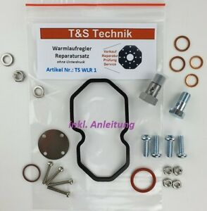 0438140159 Warm up Regulator Repair Kit Gasket Set Saab 900 I 2,0i Wur Re
