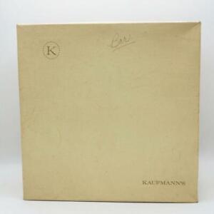 Vintage Kaufmann's Département Magasin en Carton Cadeau Ou Boîte Chapeau