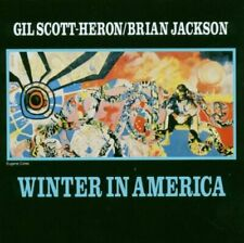 GIL SCOTT-HERON - Winter In America - CD - **BRAND NEW/STILL SEALED** - RARE