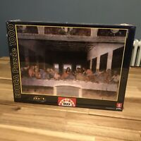 The Last Supper Educa  Collection 1000 Pieces Jigsaw Puzzle Art Collection New