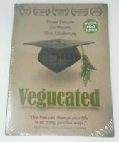 Vegucated New DVD Vegan Special ECO Edition - Usually ships in 12 hours!!!