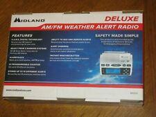 Midland - Wr300 Deluxe Noaa Emergency Weather Alert Am/Fm/Wx Radio Free Shipping