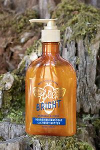 Bath & Body Works 'Bee Bright' Mandarin & Clove Hand Soap with Honey Butter