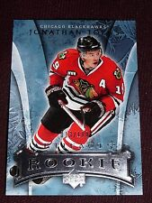 07-08 UD ARTIFACTS Jonathan Toews SILVER RC 13/100 RC ** Very Rare Rookie **