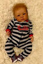 Custom Order Ethnic Biracial AA reborn baby boy doll