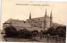 CPA Mont - DES - CATS .- lE MONASTERE - COTE NORD  (194548)