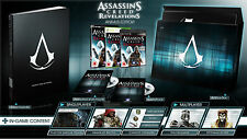 ASSASSIN'S CREED REVELATIONS ANIMUS COLLECTOR'S EDITION (PS3) NEW PAL UK SEALED