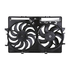 Dual Radiator and Condenser Fan Assembly-Coupe TYC 622940