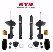 4-KYB Excel-G® 2-Front & 2-Rear Strut/Shocks Mounts Dust Boots Acura MDX 03-06