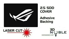 BLACK - ASUS ROG - 2.5inch SSD/HDD SATA Hard Drive Cover Plate INTERNAL SOLID