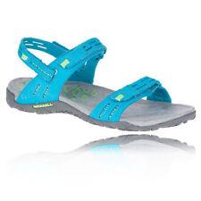 Sandali e scarpe blu Merrell per il mare da donna