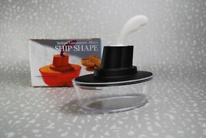 Alessi | Ship Shape Boat Butter Dish with Knife | NEW in Box | Designer Favorite