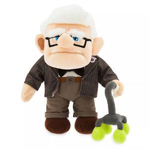 Disney Store UP Movie Karl Plush Doll