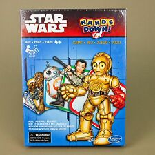 Star Wars: Hands Down Card Game by Hasbro Gaming & Disney. Great For Kids over 3