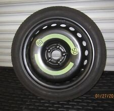 2010-15 AUDI A4 S4 A5 S5 CONTINENTAL T125 70R19 SPARE TIRE OEM 8K0 601 027