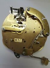Hermle Mantel  clock 1/ 2 hour strike movement 130-627 with 2 jewels