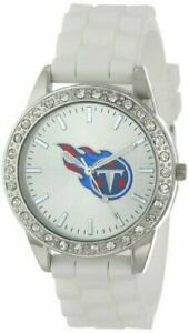 Tennessee Titans NFL Game Time Frost Series Ladies Watch NEW