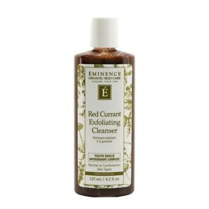 Eminence Red Currant Exfoliating Cleanser - For Normal to Combination Skin 125ml