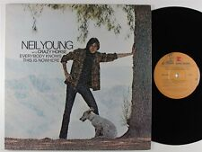 NEIL YOUNG Everybody Knows This Is Nowhere REPRISE LP VG+ gatefold #
