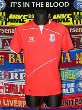 4.5/5 Stoke City adults M 2014 football shirt jersey trikot soccer