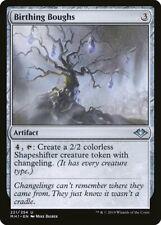 MTG Magic card Birthing Boughs Modern Horizons Uncommon #221 Mint 💎 🔎
