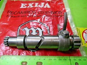 Montesa Cappra 250 VR Shift Barrel w/ Fork p/n 7364.062 #2  73M 1973-1974