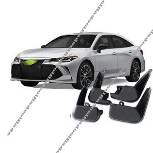 For Toyota Avalon 2019-2021 Car Mud Flaps Splash Guards Dirt Fender Mudguards