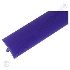 "50FT 5/8"" 15mm Purple T-Molding Plastic Edge Trim for Arcade Machine Cabinet"