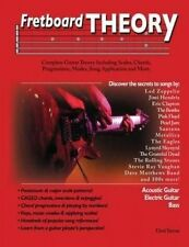 NEW Fretboard Theory (Volume 1) by Desi Serna