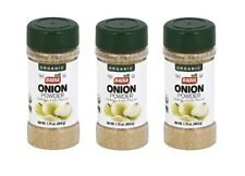 Badia Organic Onion Powder 3 Pack