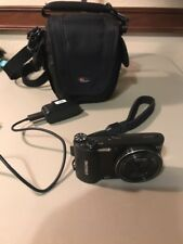 Samsung Wi Fi 18 X Hd Scheider Kreuznach Wb150f Camera Charger Lowepro Case