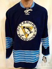 Reebok Premier NHL Jersey PITTSBURGH Penguins Kris Letang Navy Alt sz 3X