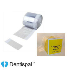 1000 pcs Dental Universal Cut Apart X-Ray Film Mounts - Clear