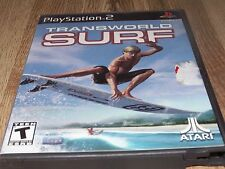 TransWorld Surf (Sony PlayStation 2, 2002) Complete!!!!!