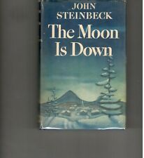 John Steinbeck The Moon Is Down Viking 1942 1st Edition