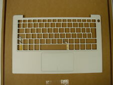 Genuine Dell XPS 13 9370 Alpine White Palmrest TouchPad UK / EU Layout 0H4JX