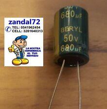 Radiale Al Piombo 100 microfarad ± 20/% Condensatore elettrolitico 10 M 50 V 146 RTI SERIE