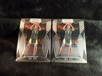 (Lot 2) 2019/20 Panini Prizm Draft Bol Bol Rookie Rc Base #45 Denver Nuggets