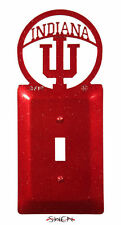 SWEN Products INDIANA HOOSIERS Light Switch Plate Covers