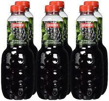 german Juice GRANINI schwarze Johannesbeere / Black Currant, 6 x 1L New