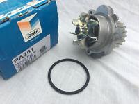 Graf OE Quality Water Pump for Skoda Fabia 1.9 TDI 1999-2008 PA761 NEW