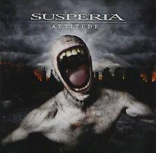 Susperia - Attitude ( CD 2009 ) NEW / SEALED