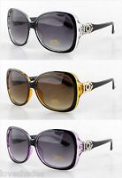 New Womens BOG Sunglasses Shades Fashion Designer Eyewear Square Hot 384