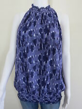 TOP Size 18 Sleeveless Blue BUY 4 or more items for FREE POST