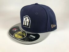San Antonio Missions New Era Road Hat Size 7 3/8 NWT