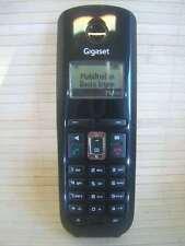 Gigaset Mobilteil A58H Siemens A580 A585 Handgerät Mobilteil Hörer + neue Akkus