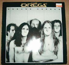 The Dregs - Unsung Heroes  - LP OIS Steve Morse
